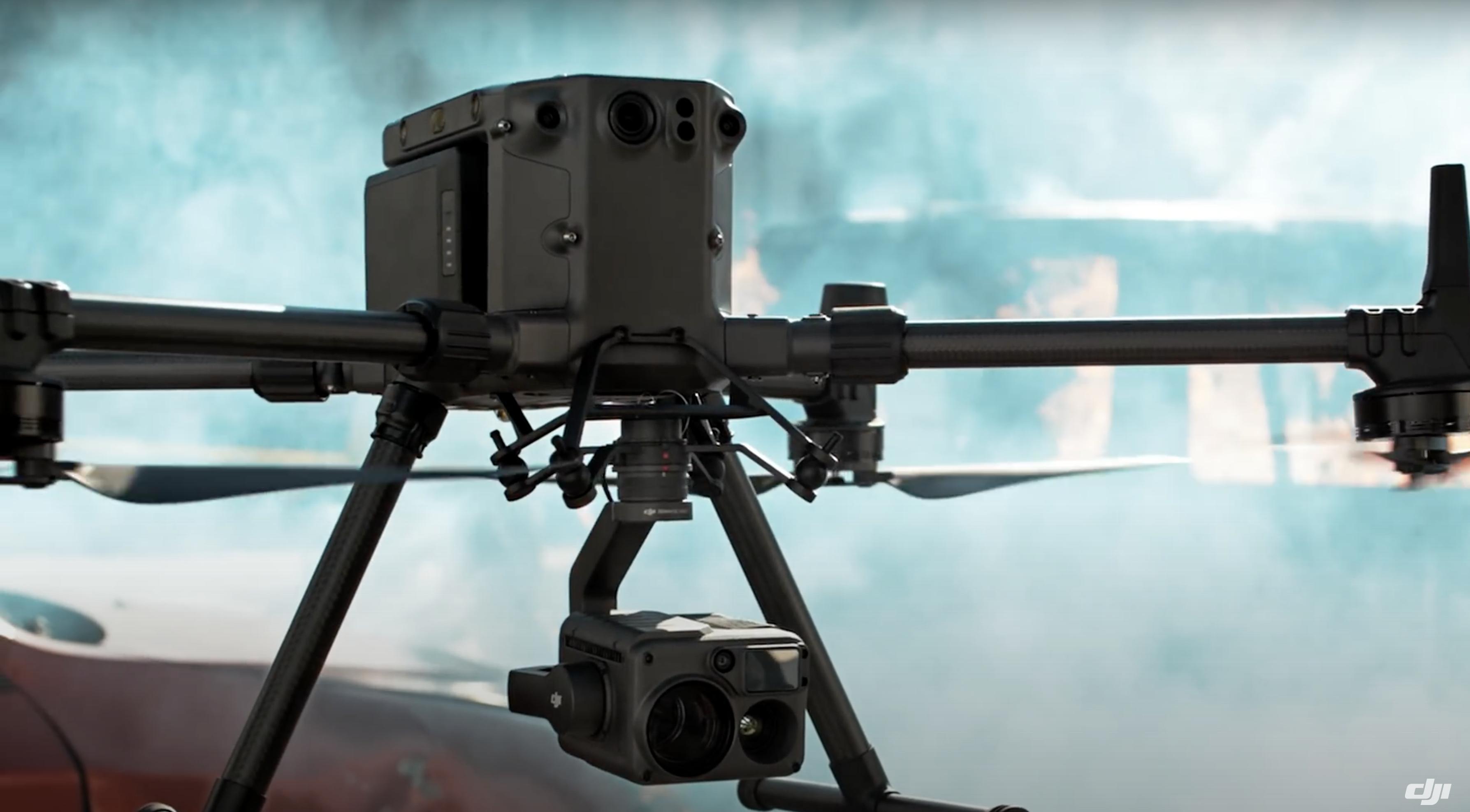Servicii și vânzări de drone profesionale și enterprise