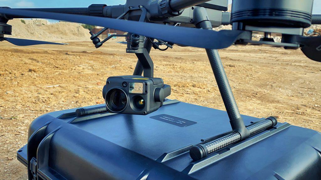 Servicii cu drone profesionale matrice 300RTK