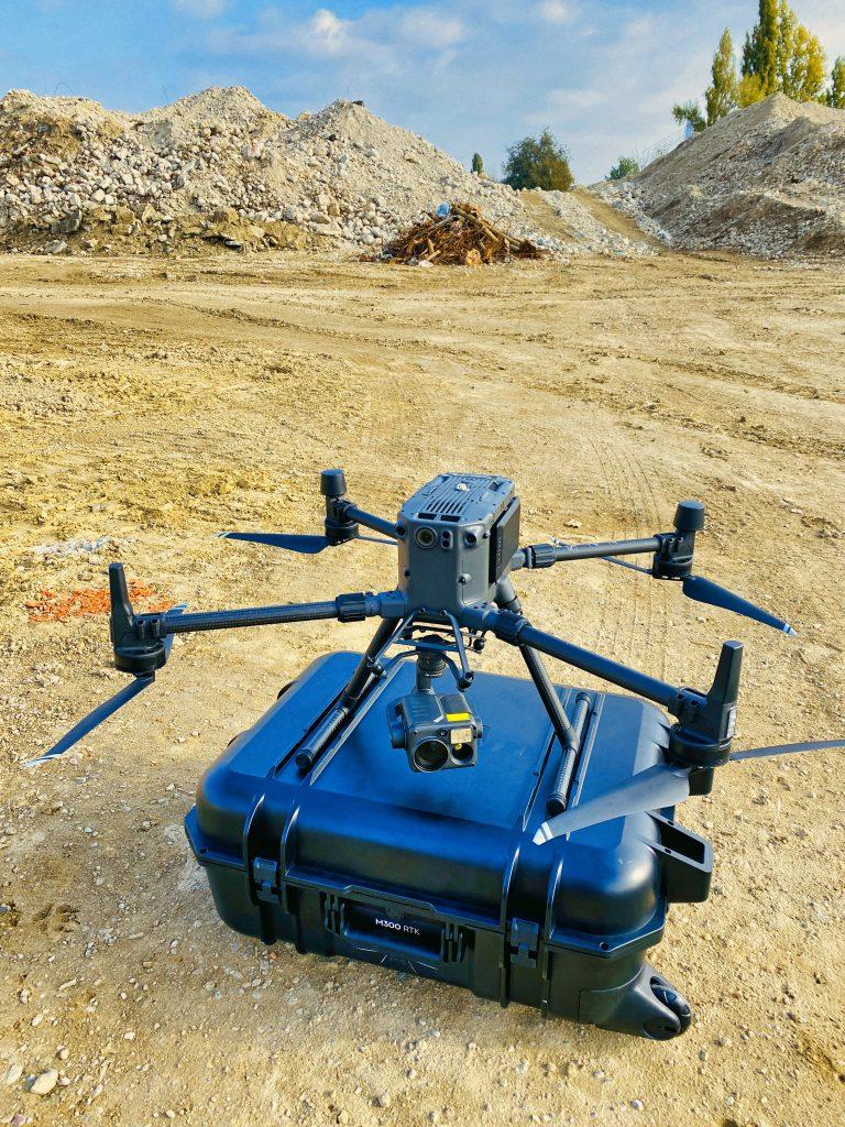 Alegi o dronă profesională