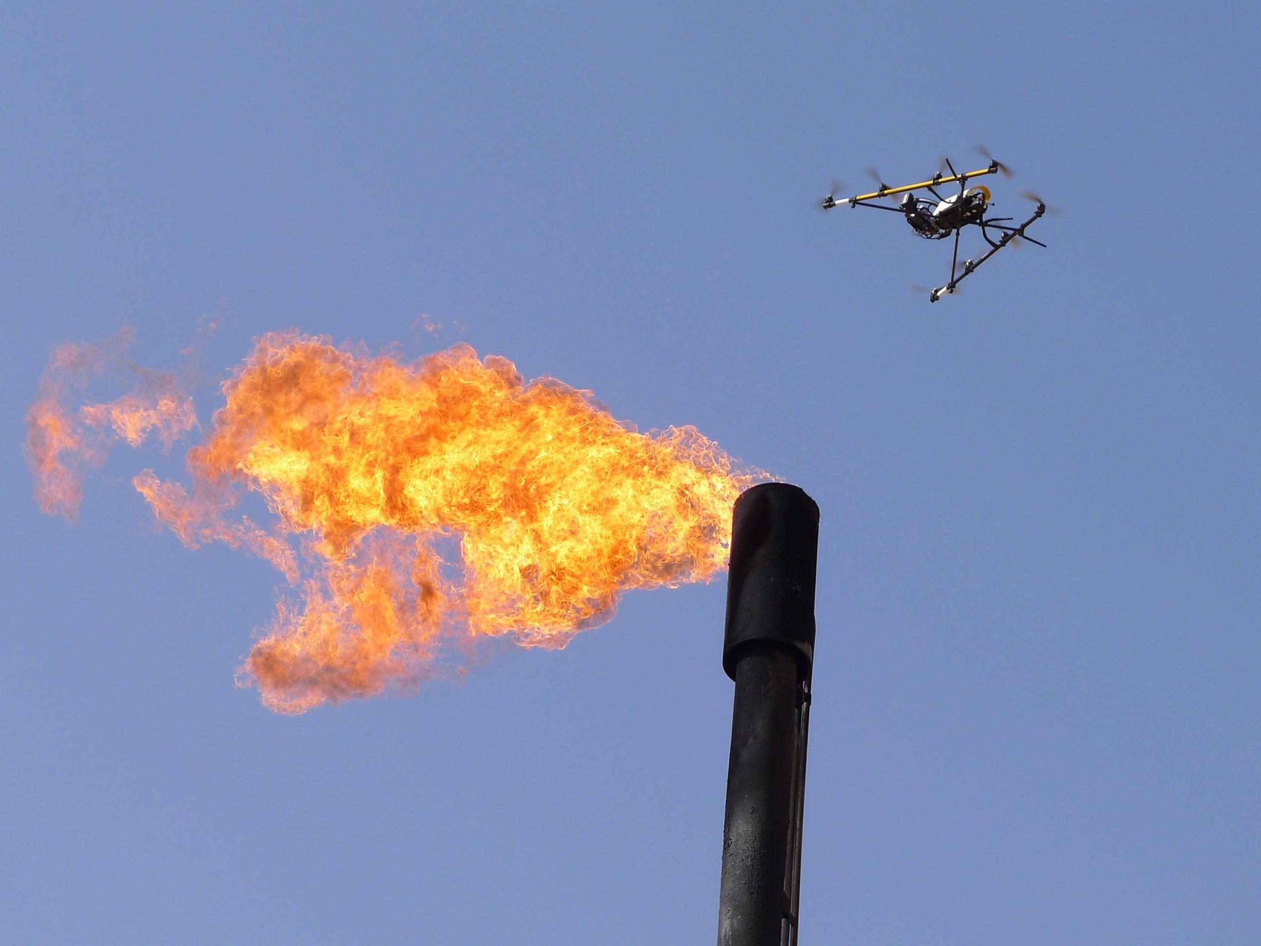 drona-inspectie-instalatii-gaze-dronex